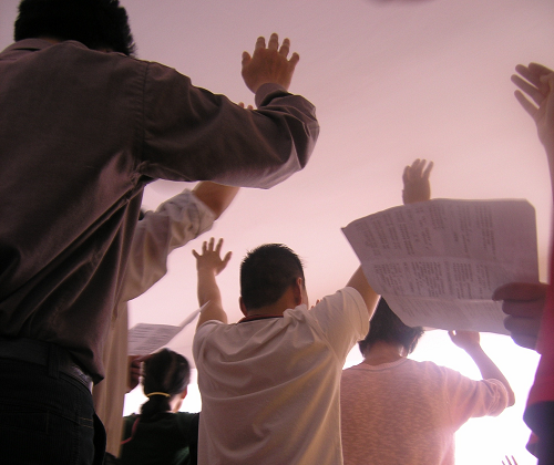 Catholic Charismatic Prayer Groups in San Antonio : San