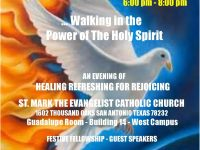 4 - MAY 2018 -Walking in the Power of the Holy Spirit 2