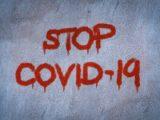 COVID-19 Background concept