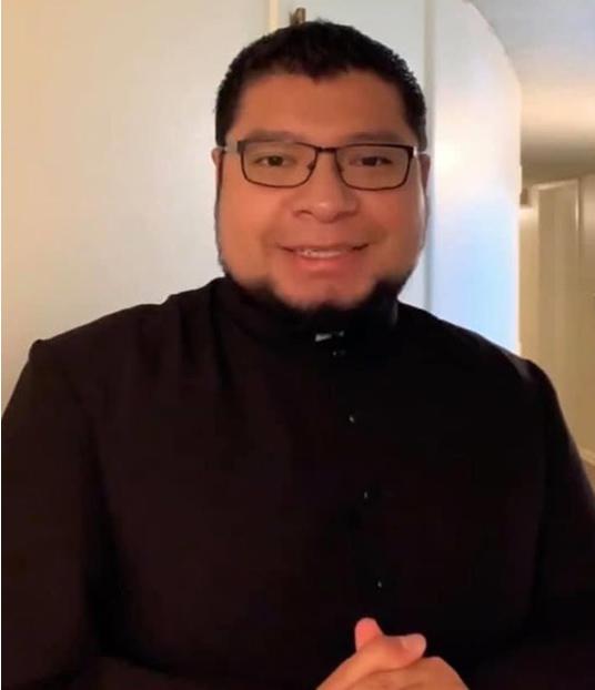 Fr Juan Carlos Tejada
