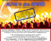 ALIVE in the SPIRIT! retreat flier